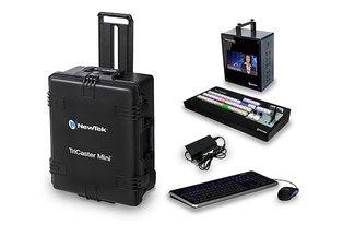 NewTek TriCaster Advanced Edition 3 Mini HD-4SDI Switcher