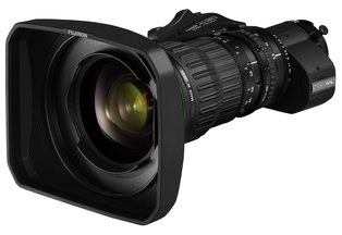 Fujinon UA18X5.5BERD B4 Lens for 2/3 Sensors