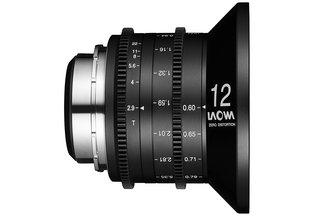 Venus Optics Laowa 12mm T2.9 Zero-D Cine for PL