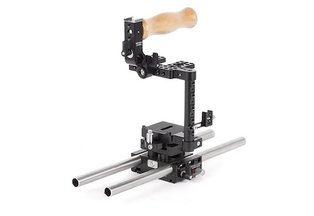 Wooden Unified DSLR Base Accessory Kit (Small)