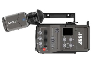 ARRI AMIRA Camera Set with Premium & UHD Licenses
