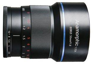 Sirui 50mm f/1.8 Anamorphic 1.33x (MFT)