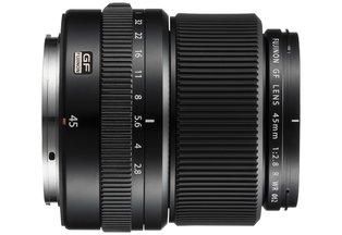 Fuji GF 45mm f/2.8 R WR