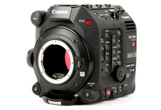 Canon EOS C300 Mark III (Locking EF-C)