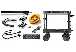 Inovativ Voyager 36 EVO Equipment Cart Premium Kit