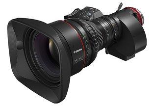 Canon Cine-Servo 25-250mm T2.95 EF