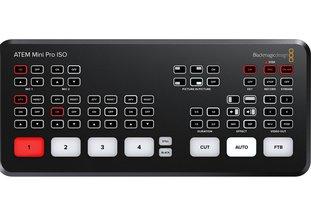 Blackmagic Design ATEM Mini Pro ISO HDMI Livestream Switcher