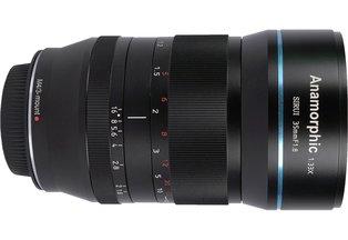 Sirui 35mm f/1.8 Anamorphic 1.33x Lens (MFT)