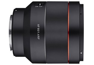 Rokinon AF 85mm f/1.4 for Canon RF