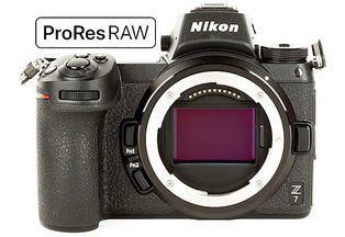 Nikon Z7 w/ ProRes RAW Upgrade