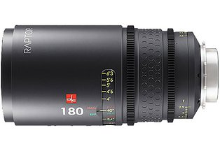 IB/E Optics Raptor 180mm T2.9 Macro Prime (PL)