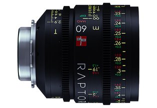 IB/E Optics Raptor 60mm T2.9 Macro Prime (PL)