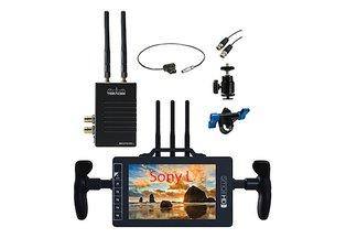 SmallHD 703 Bolt Monitor (Sony L) w/ Bolt 500 XT Tx Kit