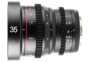 Meike 35mm T2.2 Cine (MFT)