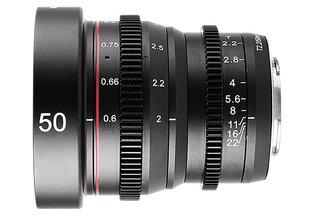 Meike 50mm T2.2 Cine (MFT)