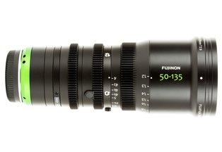 Fujinon MK50-135mm T2.9 for Canon RF