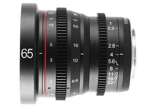 Meike 65mm T2.2 Cine (MFT)