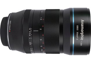 Sirui 35mm f/1.8 Anamorphic 1.33x Lens (Sony E)