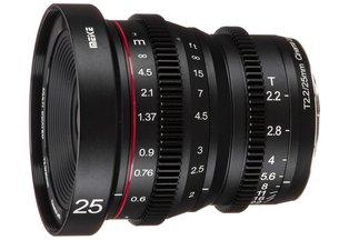 Meike 25mm T2.2 Cine (MFT)