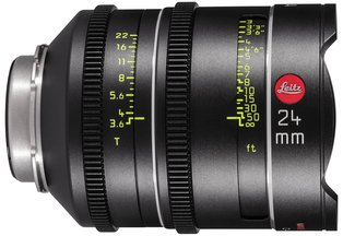 Leitz Cine THALIA 24mm T3.6 (LPL)