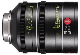 Leitz Cine THALIA 70mm T2.6 (PL)
