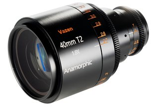 Vazen 40mm T2 1.8x Anamorphic (Canon RF)