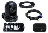 BirdDog P200 Basic Streaming Kit w/ RS232 Remote PTZ Control