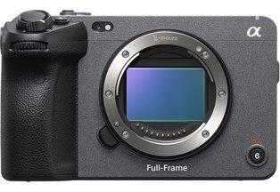 Sony FX3 Full-Frame Cinema Camera