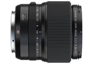 Fuji GF 80mm f/1.7 R WR