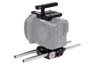 Wooden Unified Base Accessory Kit for Canon C70