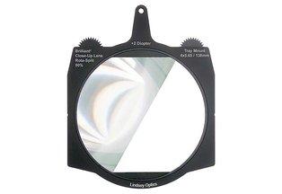 4 x 5.6 Lindsey Optics +2 Diopter Rota-Split 50% Filter