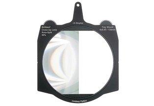 4 x 5.6 Lindsey Optics +3 Diopter Rota-Split 50% Filter
