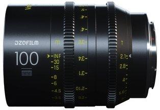 DZOFilm VESPID 100mm T2.1 (EF)