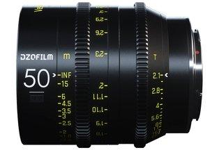 DZOFilm VESPID 50mm T2.1 (EF)