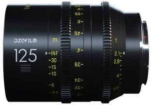 DZOFilm VESPID 125mm T2.1 (EF)