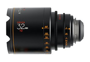 Atlas Orion 32mm T2 2X Anamorphic Prime Silver Edition (PL)