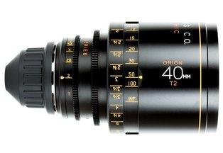 Atlas Orion 40mm T2 2X Anamorphic Prime Silver Edition (PL)