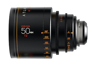Atlas Orion 50mm T2 2X Anamorphic Prime Silver Edition (PL)