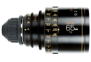 Atlas Orion 65mm T2 2X Anamorphic Prime Silver Edition (PL)