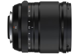 Fuji XF 18mm f/1.4 R LM WR