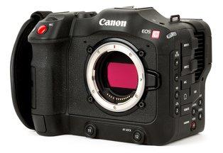 Canon EOS C70 Cinema Camera (RF)