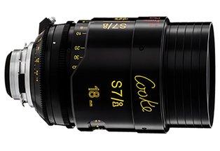 Cooke 18mm T2.0 S7/i Full Frame Plus (PL)