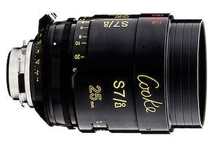 Cooke 25mm T2.0 S7/i Full Frame Plus (PL)
