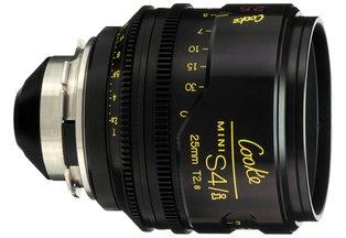 Cooke 25mm T2.8 miniS4/i Cine (PL)