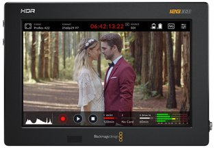 "Blackmagic Design Video Assist 7"" 12G-SDI/HDMI Recorder"