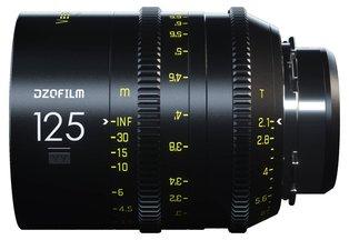 DZOFilm VESPID 125mm T2.1 (PL)