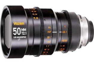 Vazen 50mm T2.1 1.8x Full-Frame Anamorphic (EF)