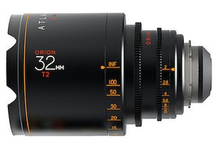 Atlas Orion 32mm T2 2X Anamorphic Prime Silver Edition (EF)