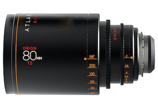 Atlas Orion 80mm T2 2X Anamorphic Prime Silver Edition (EF)
