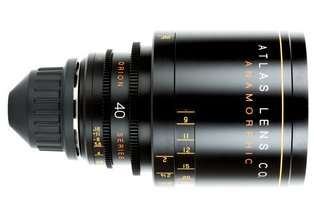 Atlas Orion 40mm T2 2X Anamorphic Prime Silver Edition (EF)